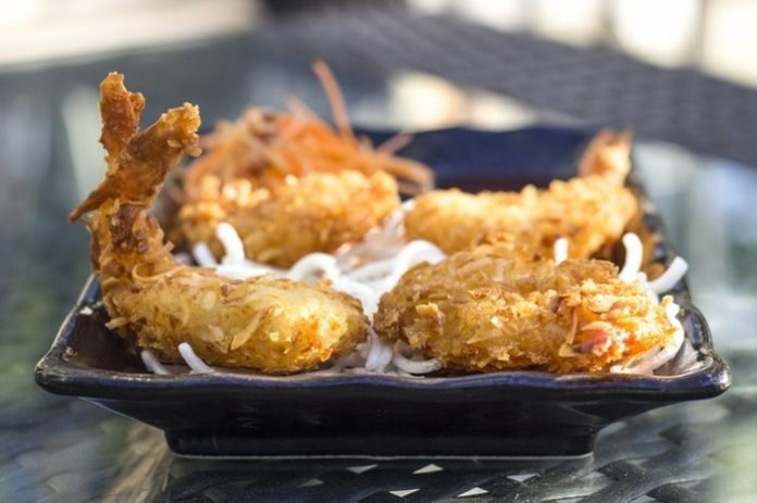 Recettes à base de crevettes