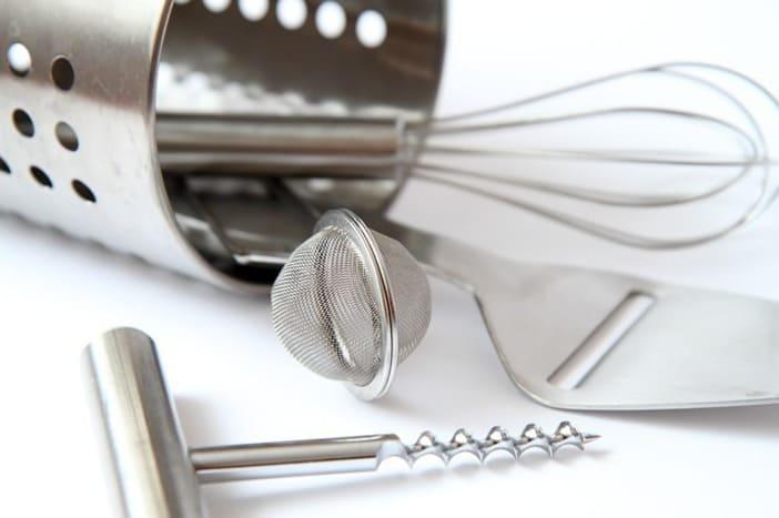 La cuisine ces équipements et ses ustensiles